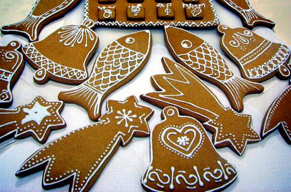 Vianočné ryby nasladko :)