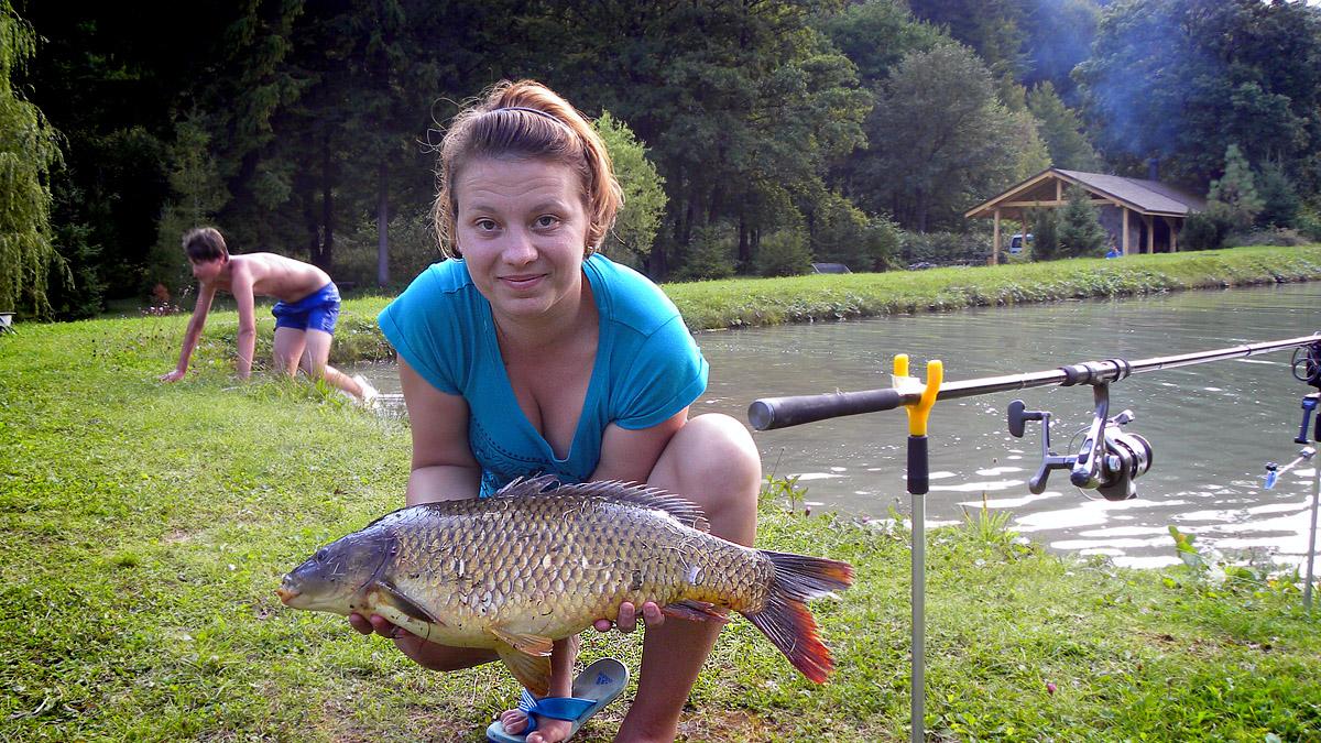 Rybárska dovolenka na Slovensku je najlepšia u nás